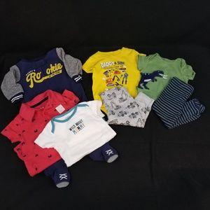 Carter's 6 Month Baby Boy Bundle